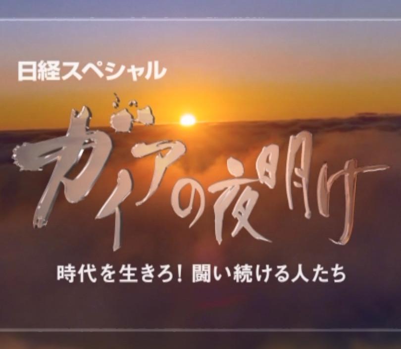 ガイアの夜明け2015年3月10日放送
