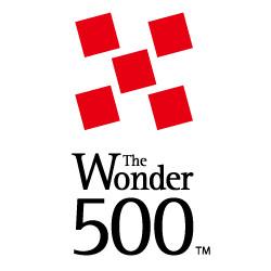 theWonder500受賞